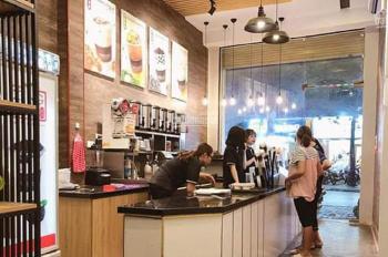 Cho thuê cửa hàng kinh doanh phố Nguyễn Khang. DT 60m2 x tầng 1 và tầng 2, mặt tiền 4,5m