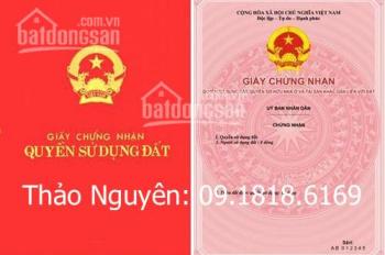 Bán nhà MP Nguyễn Hoàng DT 153m2, MT 7m, vuông vắn sổ đỏ chính chủ giá thỏa thuận, LH 09.1818.6169