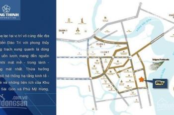 Bán gấp căn hộ Q7 Sài Gòn ngay Phú Mỹ Hưng, giá từ 1.55 tỷ. LH 0975.057279