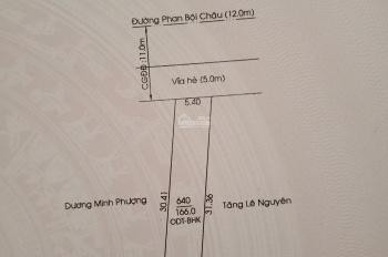 Chính chủ bán đất mặt tiền Phan Bội Châu, Thủ Dầu Một, Bình Dương. Cô Liên: 0949.577.562