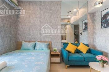 Cho thuê officetel River Gate, DT 30m2, full nội thất, giá thuê 13 triệu/tháng. LH: 0908.103.696