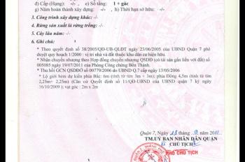 Bán dãy căn hộ mini full nội thất ngay ngã ba Huỳnh Tấn Phát, Nguyễn Thị Thập, Nguyễn Văn Quỳ