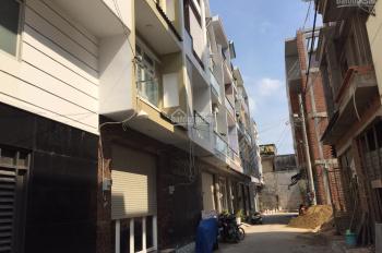 Bán nhà 688/24 Tân Kỳ Tân Quý, BHH. DT: 4,1x12,3m vuông vức, hẻm nhựa 6m, không cống không trụ điện