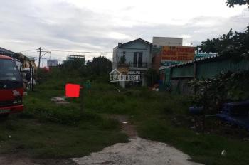 Bán lô đất 400m2 mặt tiền đường Nguyễn Văn Linh (Gần KCX Tân Thuận) 100tr/m2