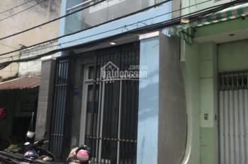 Cần vốn bán nhà HXH đường Nguyễn Văn Luông, Q. 6, DT 4m x 11.6m (NH 4.17m), giá 5.2 tỷ (TL)