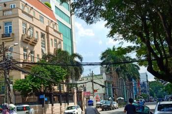 Cho thuê building MT P. 4, Tân Bình, 12x20m, 2 hầm 8 lầu. Giá: 370,32 triệu/tháng
