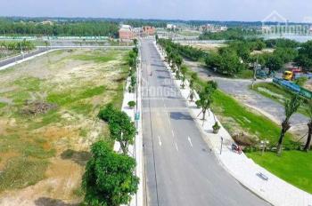 Bán nền mặt tiền p5 trung tâm TP Vĩnh Long. Đường 30m, gần vòng xoay giá 11.5tr/m2 LH: 0902093066
