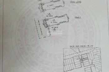 Bán nhà hẻm xe hơi đường Bà Hạt, P9, Q10, DT 35m2, giá 8 tỷ, LH 0906706725