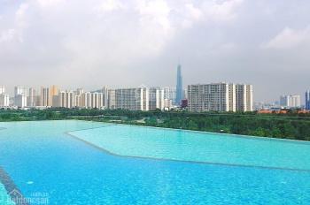 Chính chủ thuê căn hộ 1PN view sông - Dự án The Sun Avenue, 56m2 giá rẻ. LH: 0917158911 Nhi