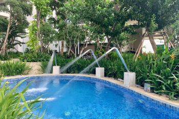 Kẹt tiền bán căn hộ Estella Heights 2PN+1 study, 89 m2, view sân vườn, giá 5.5 tỷ. LH 0933838233