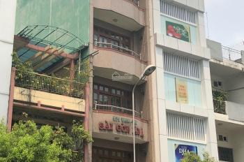 Bán gấp nhà mặt tiền đường Hùng Vương - Trần Bình Trọng, Q 5, DT 4x18m, 3 lầu, giá bán 20.5 tỷ TL