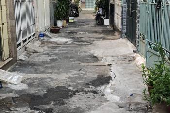 Bán nhà hẻm 3,7m Huỳnh Văn Nghệ, P15, DT 3x9m (DTCN 27m2) giá 2,59 tỷ