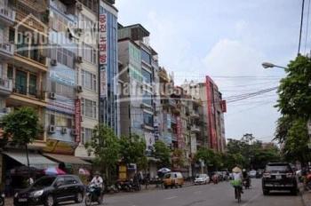 Bán nhà mặt phố Thanh Nhàn, Hai Bà Trưng, Hà Nội, vỉa hè không giới hạn, 55m2, MT rộng, 15.8 tỷ