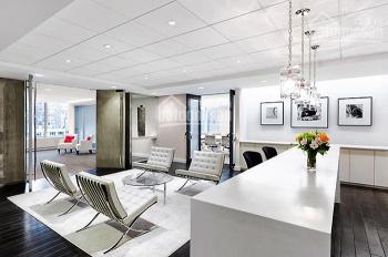 Tòa văn phòng rất đẹp, 100m2, 9 tầng, mặt tiền 12m, rất hiện đại