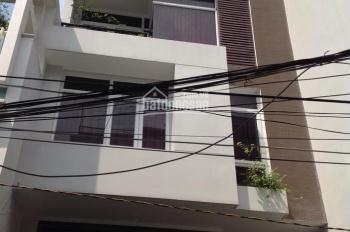 Cho thuê nhà HXH 121/35 Lê Thị Riêng - Nguyễn Trãi, Phường Bến Thành, Q1