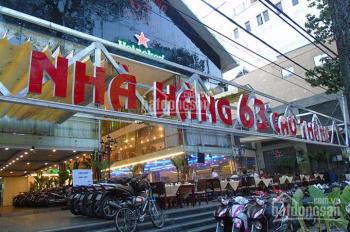 Cần bán nhà MT 63 Cao Thắng, Quận 3 DTCN: 1028m2 HĐ: 800tr/th. Giá: 360 tỷ 0902320238