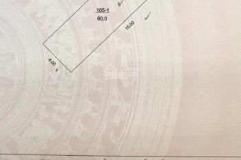 Cần tiền bán gấp mảnh đất tại Kim Giang, diện tích 60m2