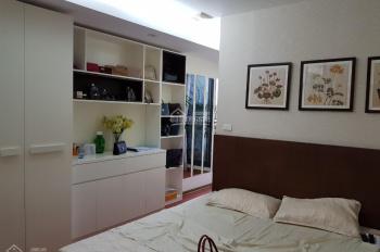 Cho thuê căn hộ chung cư TSQ 3 phòng ngủ, đủ nội thất, giá 12 triệu/ tháng