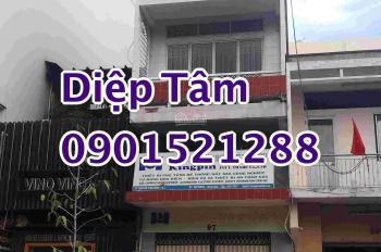 Bán nhà Quận 4 đường Vĩnh Khánh, P. 9; 3.4x9.3m, giá 14.5tỷ