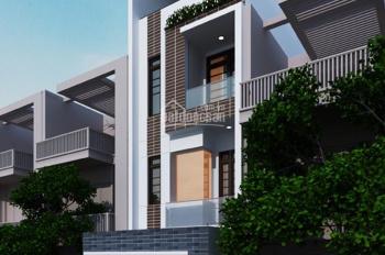 Bán nhà mới 4 tầng Văn Cao, Hải Phòng
