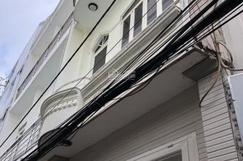 Cho thuê nhà nguyên căn P6, Quận Gò Vấp, 1 trệt 2 lầu chính chủ ngay chợ An Nhơn