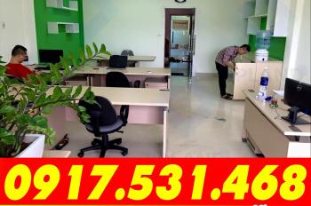 Cho thuê văn phòng 35m2 - 55m2 tòa nhà Trần Thái Tông, Cầu Giấy, giá tốt, SD ngay. LH 0917.531.468