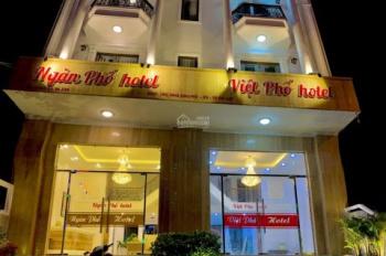 Bán khách sạn + 1 căn hộ để ở+ 1 khu kinh doanh caphe sau nhà thờ con gà cách trung tâm 1km