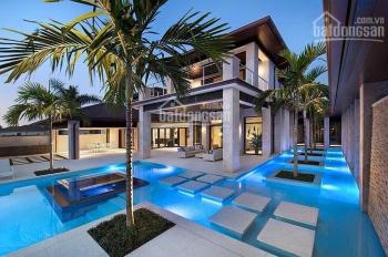 Cho thuê biệt thự Nine 12*27m, có 3 lầu, nội thất châu Âu có hồ bơi riêng ở ngay. LH 0977771919