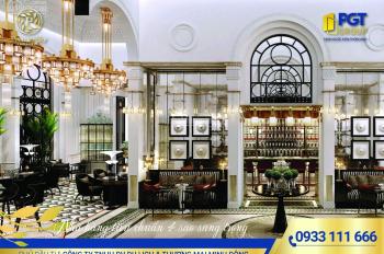 Mở bán căn hộ 5* mặt tiền Võ Nguyên Giáp, view biển sơn trà chỉ từ 50tr/m2, LH 0787576292