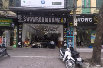 Cho thuê cửa hàng mặt phố Ngô Thì Nhậm, 50m2, MT 5m, giá 36 tr/th