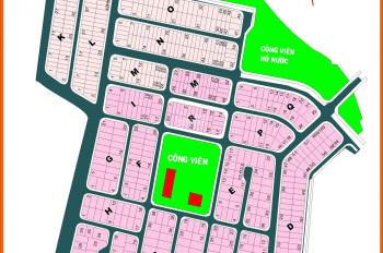 Cần bán gấp lô đất nền dự án Thủ Thiêm Villa DT: 8x20m, 8x23m, 10x24m, 15x20m. Giá từ 66tr/m2