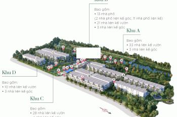 Thông tin đầu tư dự án nhà phố Khang Điền, Venita Park đường Liên Phường, Quận 9