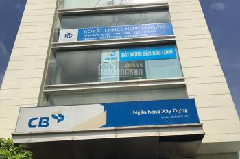 Văn phòng 55m2 + 80 m2, tòa nhà Royal 225 Nguyễn Xí, giá từ 14 triệu/th