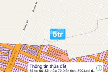 Bán đất chính chủ HUD Long Thọ, giá 5tr/m2, rẻ nhất thị trường