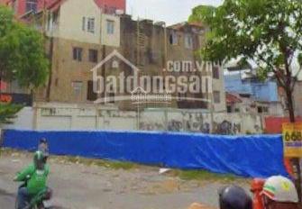 CC bán gấp 5 lô đất MT Võ Thị Sáu, P. Tân Định, Q. 1, giá 7.5 tỷ/nền, sổ riêng, LH 0908006459