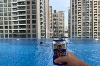 Bán gấp căn hộ Estella Heights 2PN+1 study, trần cao 3.5m, view bể bơi, 5.49 tỷ LH: 0933838233