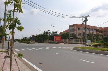 Đất nền kdc Nam Long Tat Bàu Bàng, có sổ hồng riêng, dt 100m2, giá 620tr/nền ngay quốc lộ 13