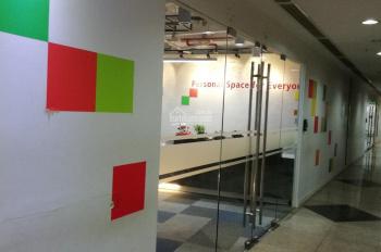 Cho thuê văn phòng tòa nhà hạng B+ TNR Tower diện tích đa dạng 100-300m2 giá cực tốt. LH 0937679981