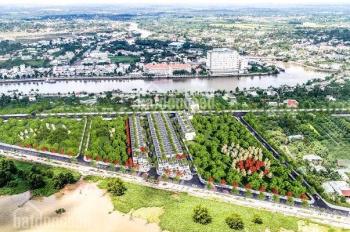 Đất ven sông khu Trường An Thành Phố Vĩnh Long giá chỉ 780 triệu / lô, liên hệ: 0904 769 451