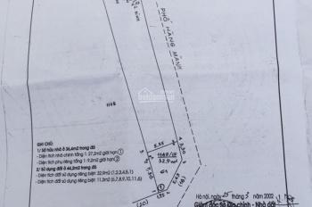 Chính chủ cần bán lô góc phố Hàng Bông và Hàng Mành giá tốt, 0329419999