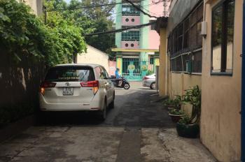 Nhà Tân Bình, Vân Côi, đường xe ô tô vào 10m, gần chợ Tân Bình 800m, giáp ranh Quận 10, giá 6,55 tỷ