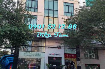 Siêu kết cấu MT Bùi Thị Xuân, P. Phạm Ngũ Lão, Q1 5.55x18.5m, 6 tầng, 47 tỷ. Diệp Tâm 0901521288