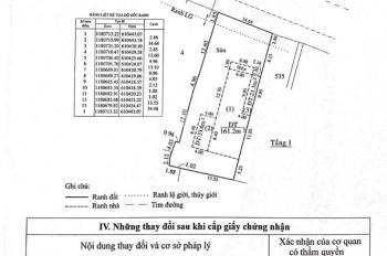 Giá siêu bất ngờ dành cho đất mặt tiền đường 2652A Huỳnh Tấn Phát, xã Phú Xuân, huyện Nhà Bè