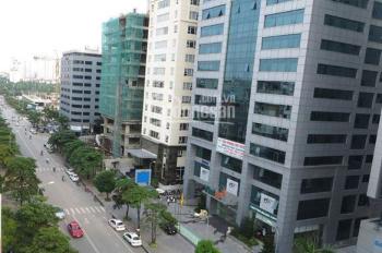 Vị trí rất đẹp lô góc, bán đất xây tòa văn phòng và nhà ở phố Duy Tân 640m2, MT 40m, giá 100 tỷ