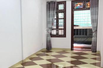 Cho thuê nhà phân lô Kim Đồng - Giải Phóng 56m2 * 4T, MT 4m nhà mới xây, ô tô đỗ cửa