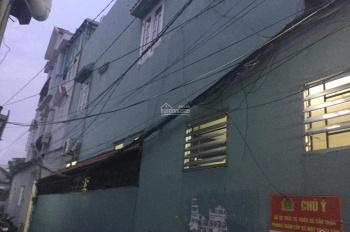 Bán nhà 2MT hẻm 179 Nguyễn Thị Thập, ngay chợ Tân Mỹ 100m DT 4.2x13.65m T1L, 4,1 tỷ, LH 0932593816