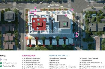 Bán biệt thự song lập dự án The Legacy 106 Ngụy Như Kon Tum trực tiếp chủ đầu tư. LH: 0962038311