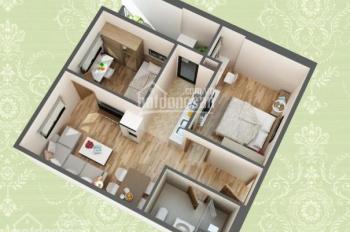 Bán căn 52,1m2 - 72.6m2 BC hướng Nam của chủ đầu tư chung cư HUD3 60 Nguyễn Đức Cảnh, LH 0977221386