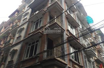 Cho thuê nhà riêng ngõ phố Lạc Trung, Kim Ngưu, DT 40m2 x 5T, giá 16 tr/th