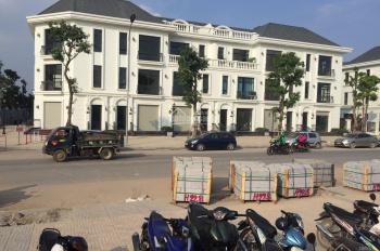 Cho thuê căn shophouse mặt đường Lương Thế Vinh giá 75 triệu/th, 3 tầng nổi, 1 tầng hầm